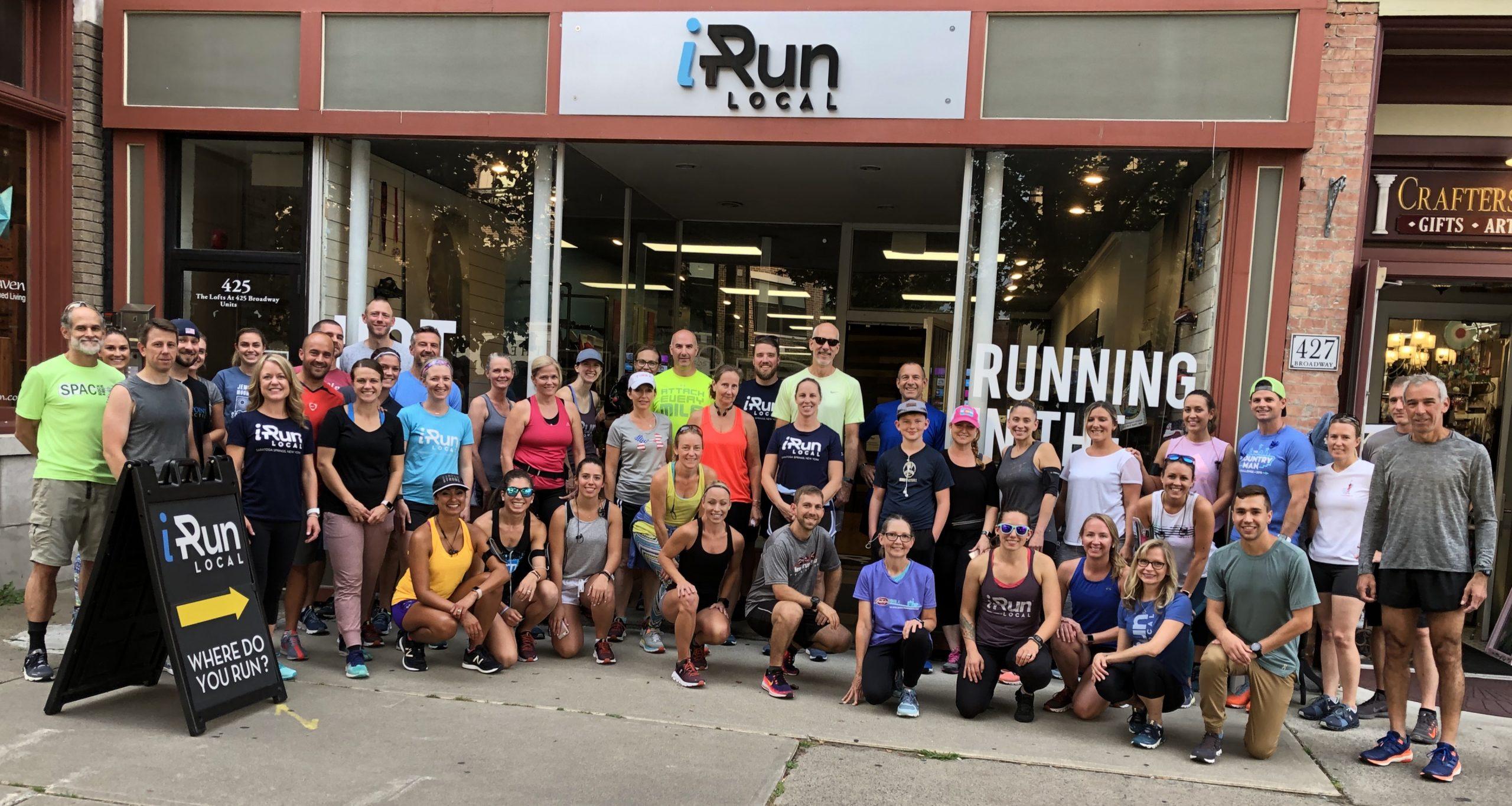 Saratoga Scavenger Run