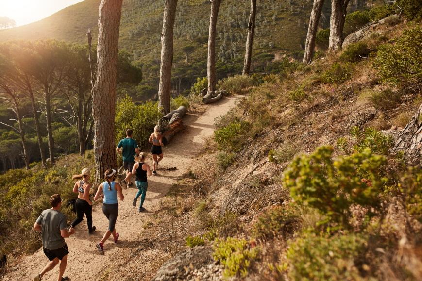 iRun HEALTHY Series – Trail Running 101